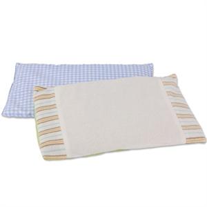 蒂乐天鹅绒幼儿蚕砂枕/荞麦枕 二段枕(1-4岁)