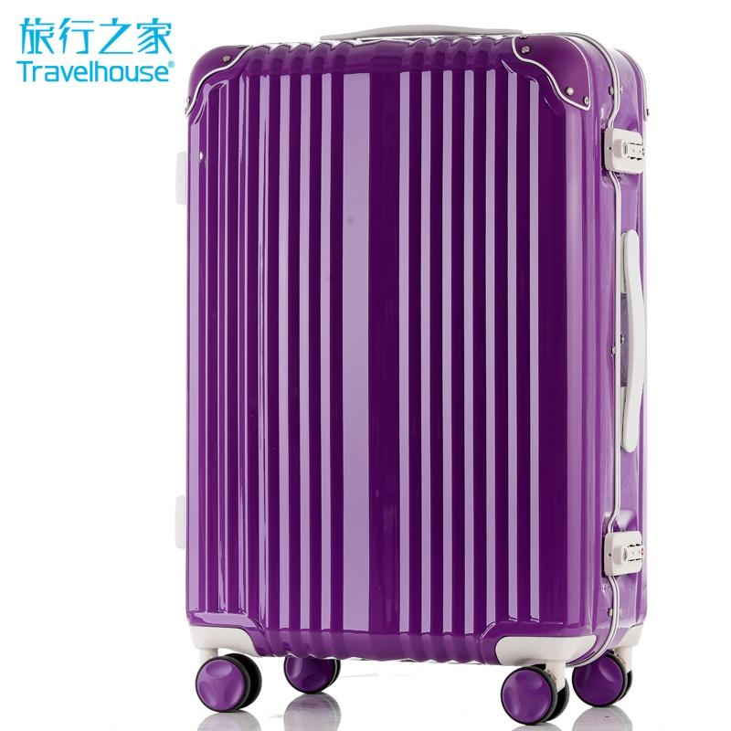 飞机轮行李箱