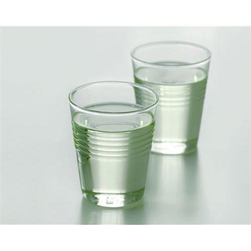 乐怡手工玻璃杯250ml两只装