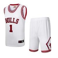 湖人队24号科比黑色球衣NBA球星白色篮球服
