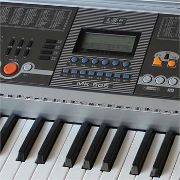 新品电子琴 美科61键标准键盘