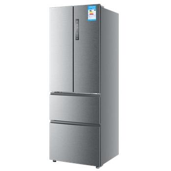 haier/海尔 bcd-312wdpm 312升多门大容量冷藏冷冻风冷无霜电冰箱