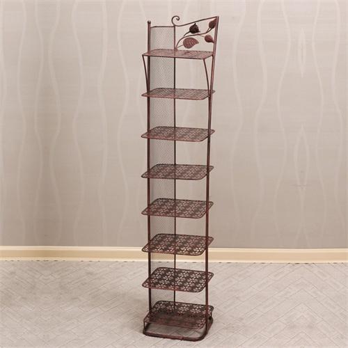 楼梯钢木架子图片大全