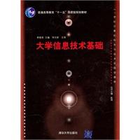《大学信息技术基础(21世纪计算机科学与技术实践型教程)》封面