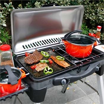 车载炉子烧烤炉子-烧烤世家 烧烤装备不锈钢烧烤 炉子 户外大号 车