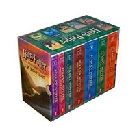 Harry Potter 哈利波特 原版图书 全七册(美国平装版),282.8元