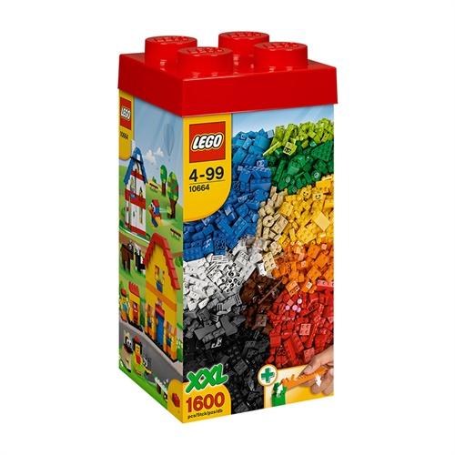 [视频]乐高10664拼装图纸||lego