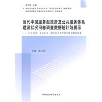当代中国服务型政府及公共服务体