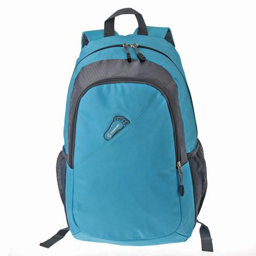 威豹旅行双肩背包a1498-湖蓝绿图片图片