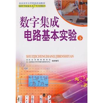 数字集成电路基础实验(下)(含光盘2张)