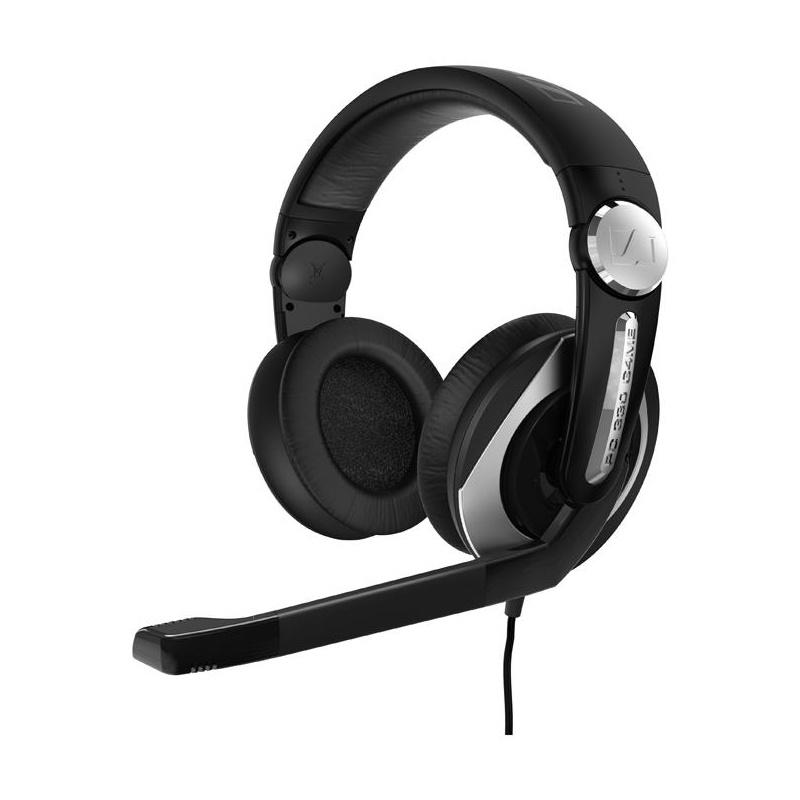 sennheiser/森海塞尔 pc330 pc 330游戏耳机 麦克风图片