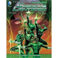Green Lantern Vol. 3: The End (The New 52)[精装]价格比较