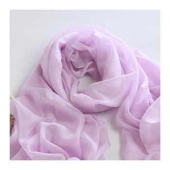 颜料印染围巾图片步骤