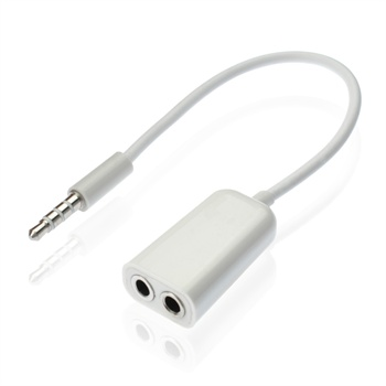5mm音频转接头 耳机分线器苹果耳机