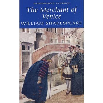 the merchant of venice (wordsworth classics) 威尼斯商人