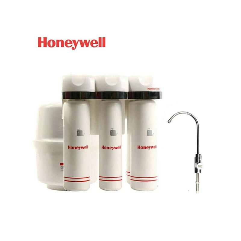 家用厨房直饮机 反渗透膜纯净水器 高端型 带压力桶 需要插电  3m龙头
