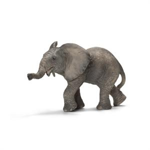 schleich 思乐 野生动物系列 小非洲象 s14658
