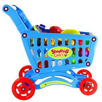 儿童趣味购物车