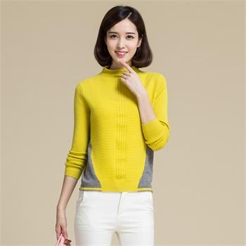 毛衣漂黄了怎么办