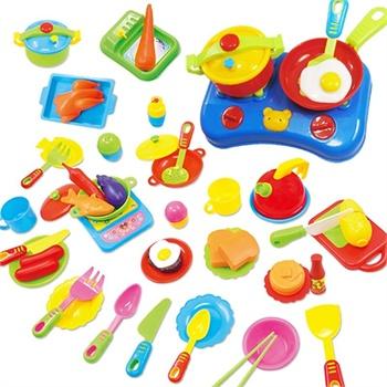 儿童过家家玩具 女孩过家家厨房玩具套装