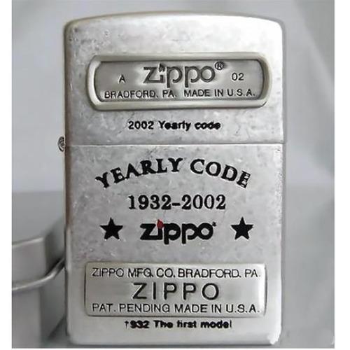 zippo韩版70周年纪念底部标志银色-两排银色 wm