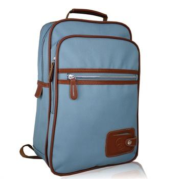 【波斯蒂诺双肩包】女士双肩背包休闲书包适用14寸