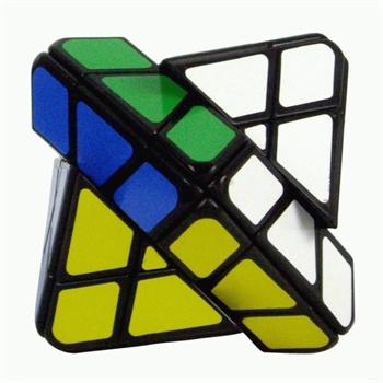 lanlan 风语者三阶异形魔方 八面体 三角形