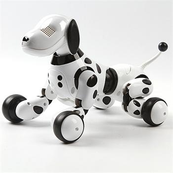 zoomer智能声控机器狗 机器狗 宠物电子狗 智能玩具