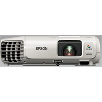 Epson爱普生CB-97商务易用型投影机 短距离投影 支持无线 水平梯形校正/10000:1对比度/内置16W扬声器/6000小时超长待机 2700流明