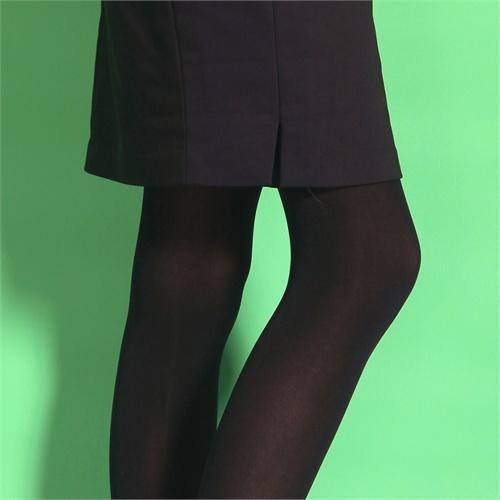 女士天鹅绒打底裤
