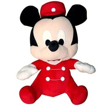 【白雪公主毛绒玩具】进行曲米奇价格_品牌_图片_评论