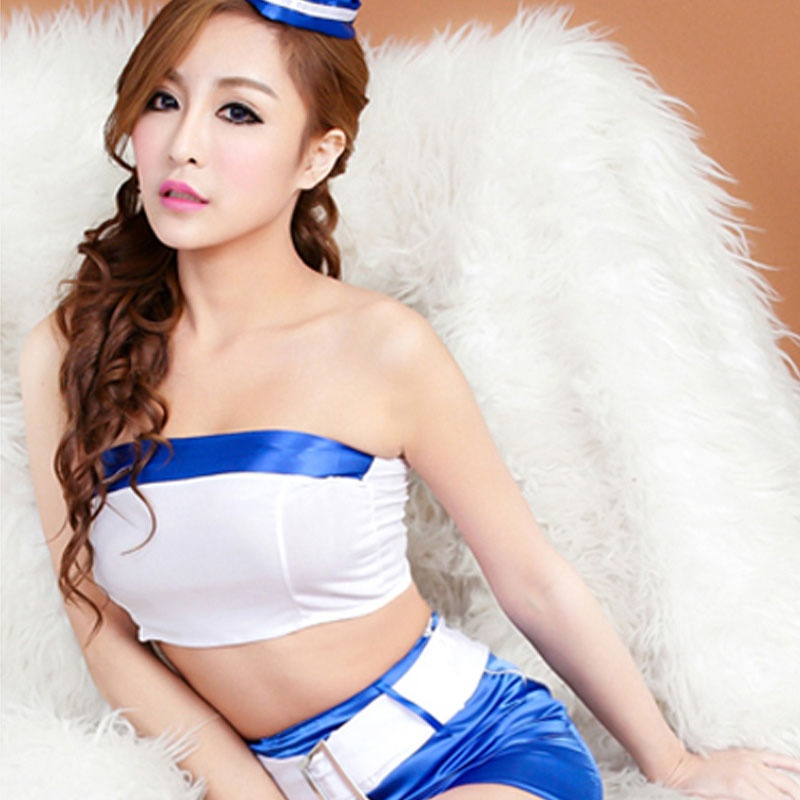 zocola清纯可爱水手制服诱惑