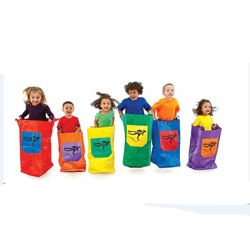幼儿教学数字跳跳袋