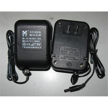 变压器稳压直流电源适配器新英 xy-800k 5v 1a/1000ma