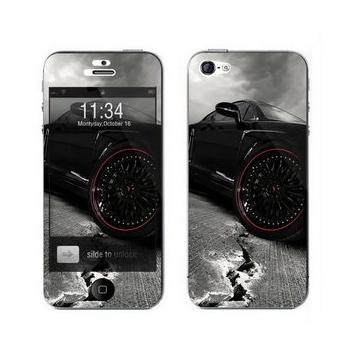 iphone 4s 黑色边框