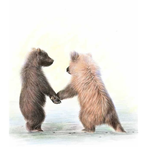 动物绘2 (最细致,最可爱的动物画