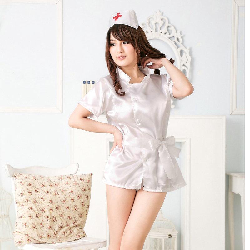 【曼妮伊斯情趣内衣】白衣天使护士制服诱惑