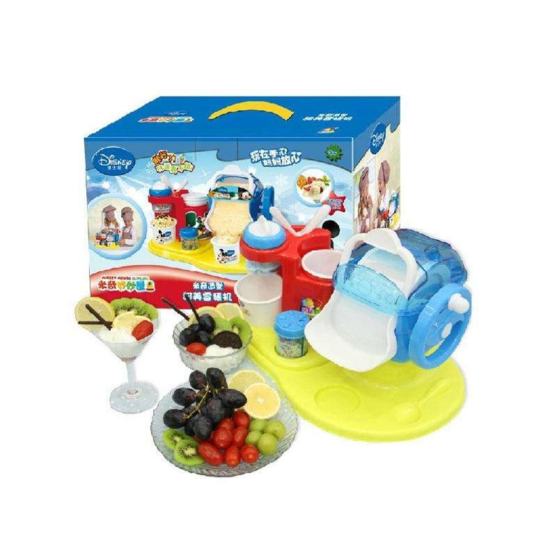盒】迪士尼儿童雪糕机