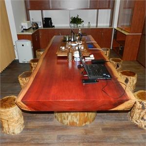 非洲花梨木 进口红花梨实木大板实木家具原木