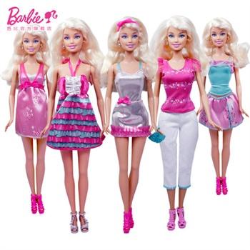 芭比娃娃 正品玩具