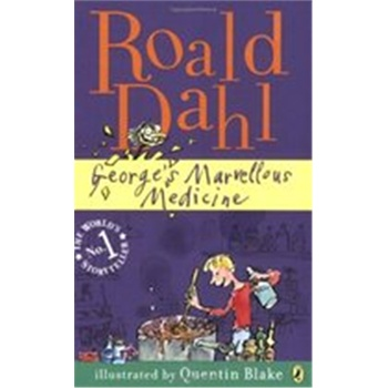 [英文原版]George's Marvellous Medicine / Roald Dahl/Kindle Edition