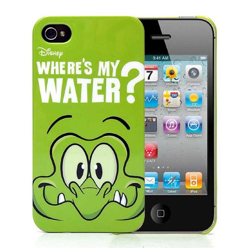 绿色鳄鱼手机壁纸