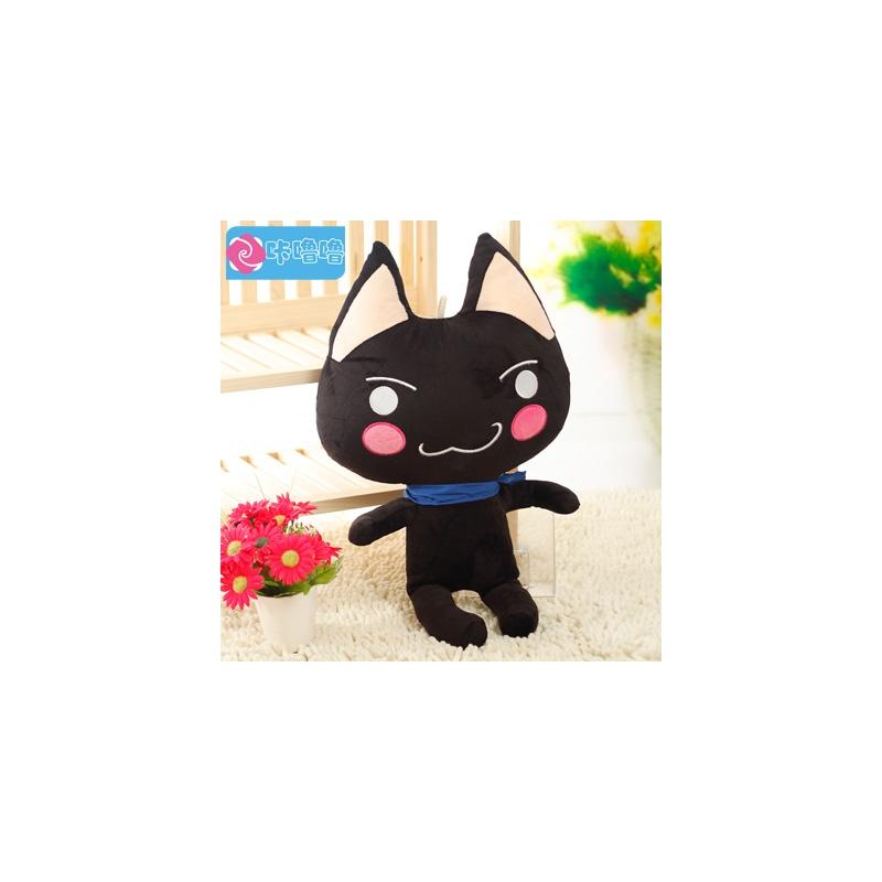 咔噜噜 多罗猫人偶 可爱多罗猫公仔 抱枕 猫咪公仔 生日礼物 毛绒玩具