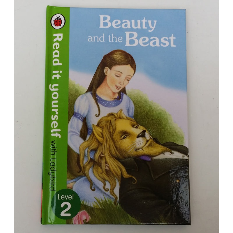ybird Level 2 Beauty and the Beast美女与野兽
