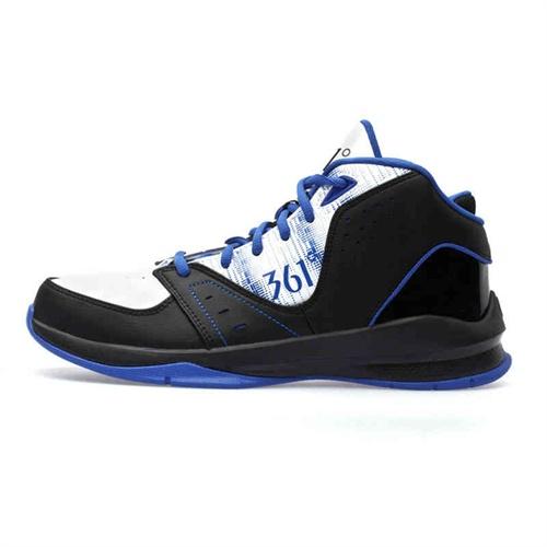 361度正品 新款男鞋高帮篮球鞋