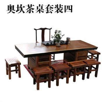 实木大板桌 原木大板桌