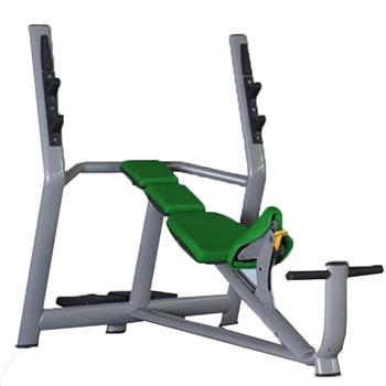 【彩诺狐运动护具】上斜推胸训练器举重健身器材户内
