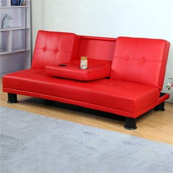 欧式折叠双人沙发床