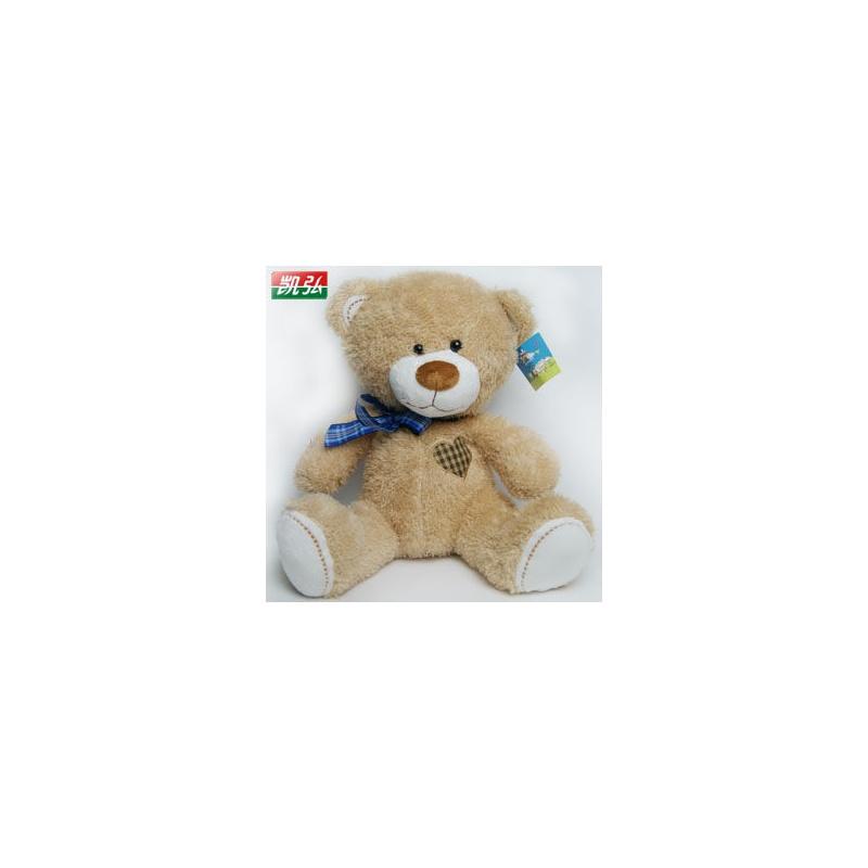 毛绒玩具泰迪熊 萌可爱熊公仔大号 抱抱熊布娃娃 女生生日礼物_浅棕色