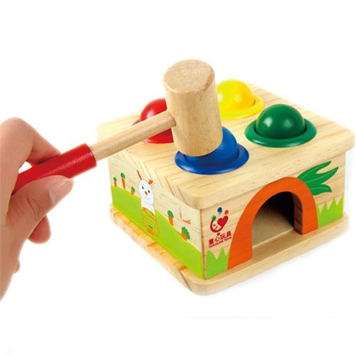 童心玩具 锤盒 儿童益智